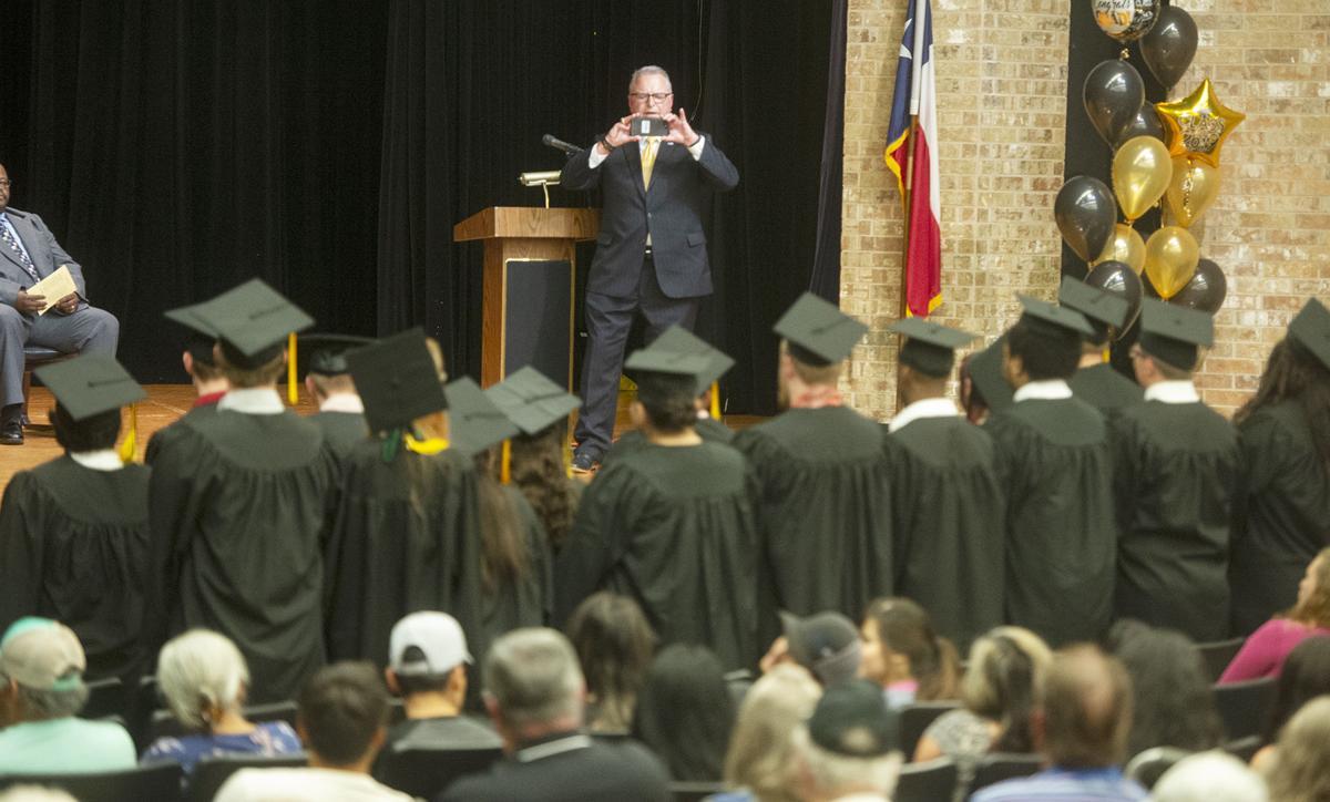 Malcolm Rector Technical High School graduation, May 30, 2019.