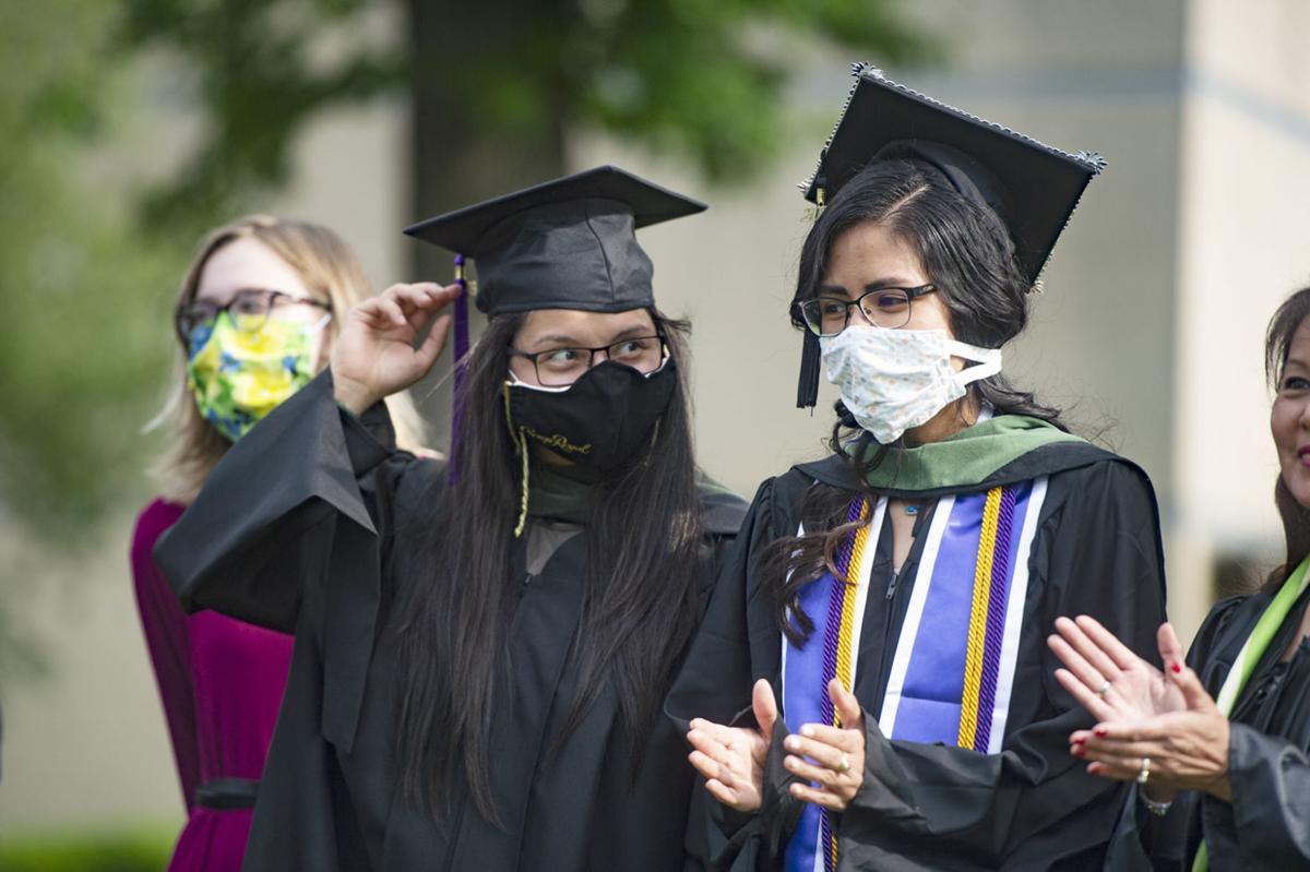 Memorial Grads, May 21, 2020