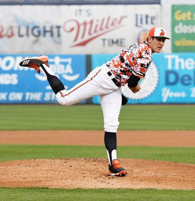 Grayson Rodriguez - Delmarva Shorebirds