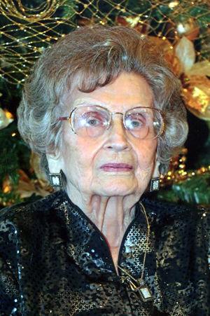 Ruby Mildred (Millie) Shoemake Walker