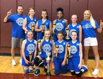 Little Dribblers National Champs