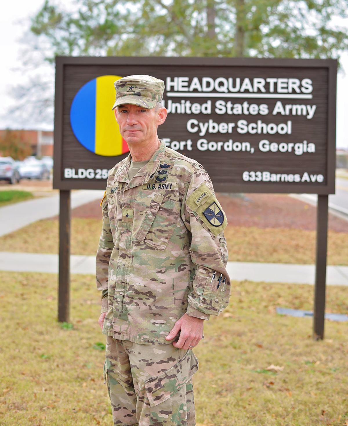 Brig. Gen. Neil Hersey