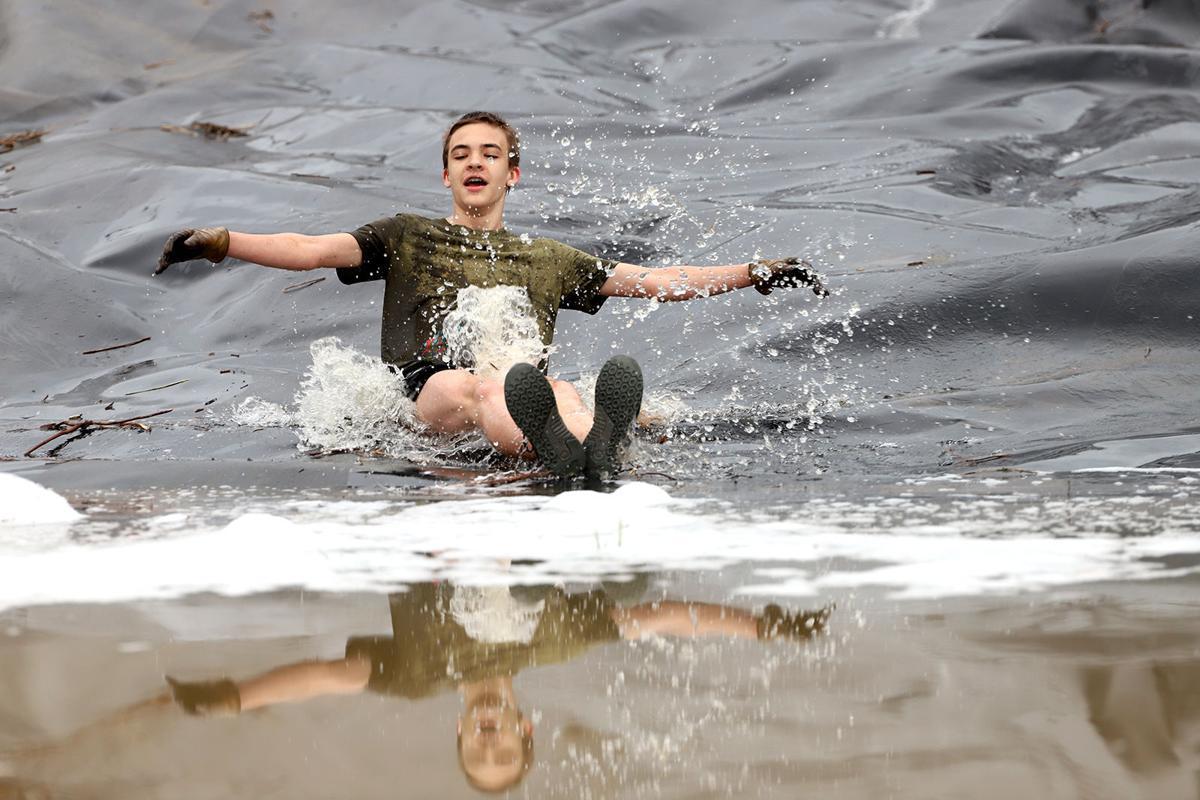 Nacogdoches Jaycees Red Dirt Mud Run, May 1, 2021