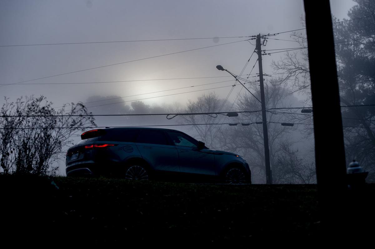 Morning Fog, Jan. 4, 2021