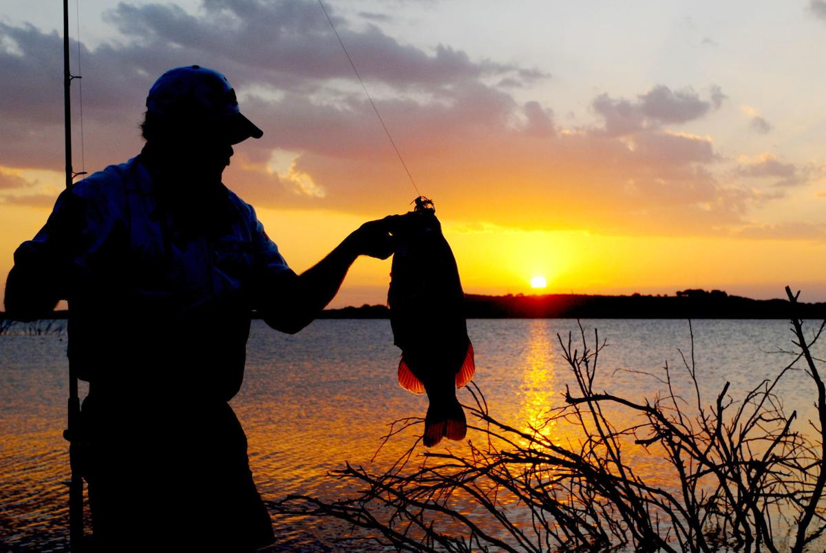 Outdoors - Bass anglers haven