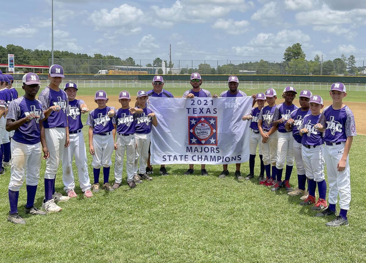 Nac 12U All-Stars — Dixie Youth Majors Championship