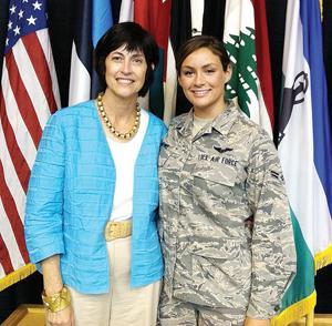 Airman Mary Howe