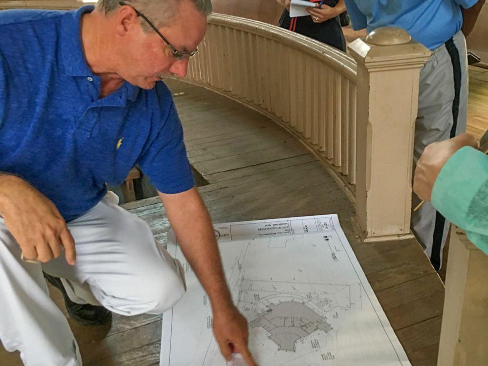 Zion Hill, lobbying plan on city agenda