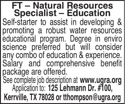 FT – Natural Resources