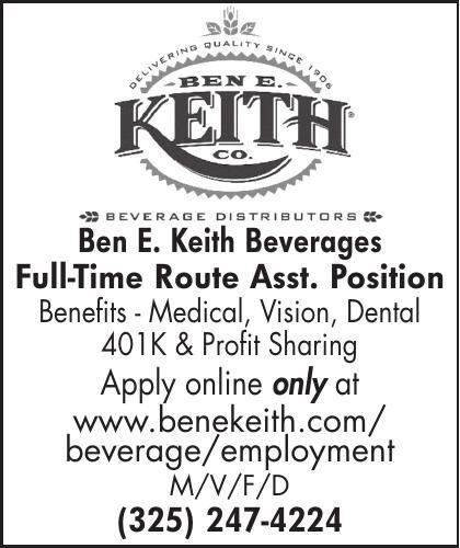 Ben E. Keith Beverages