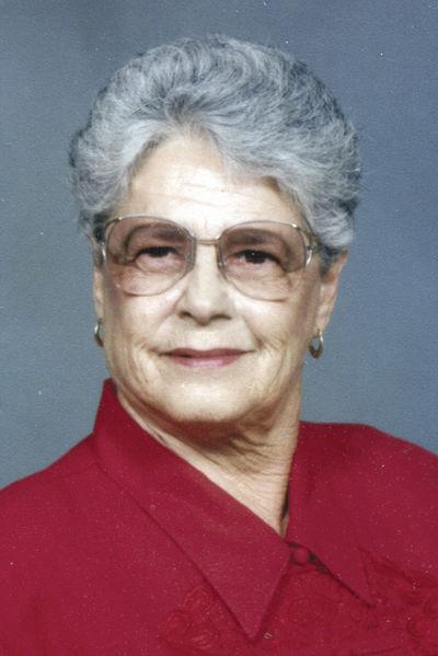 Shirley Bellair Hale