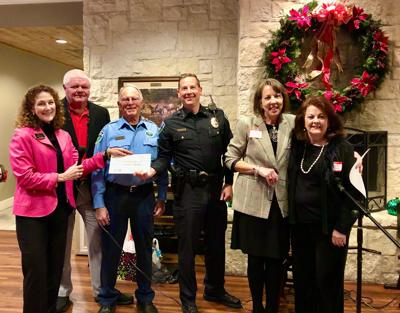 Riverhill donates to police toy drive