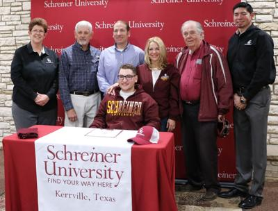 Schroeder signs letter of intent