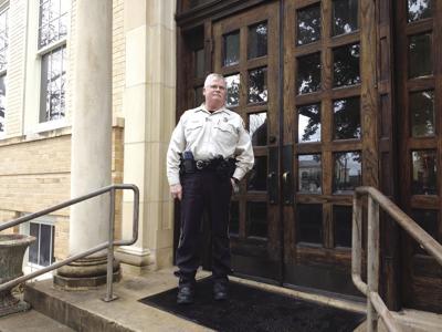 Back on the job after a massive stroke, sheriff's deputy wants to spread kindness in Kerrville