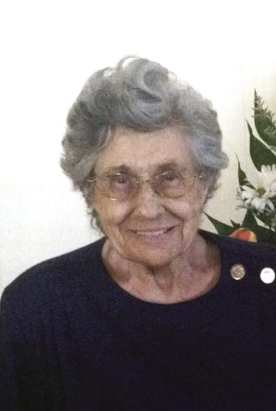 Gertrude Elizabeth Bohnert