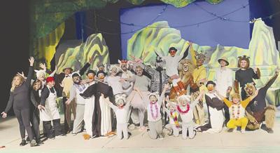 Musical in Ingram showcases child actors