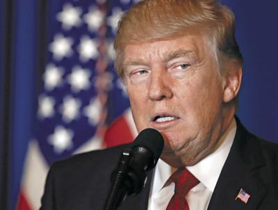 Trump on attack