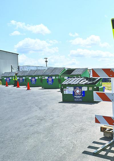 Recycling center needs cooperation of residents