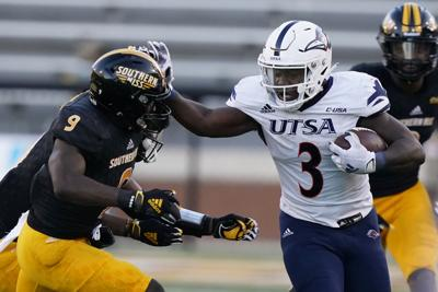 UTSA Southern Miss Football