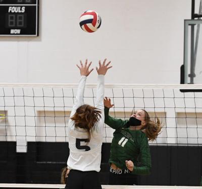 Harper Volleyball 9-29-2020