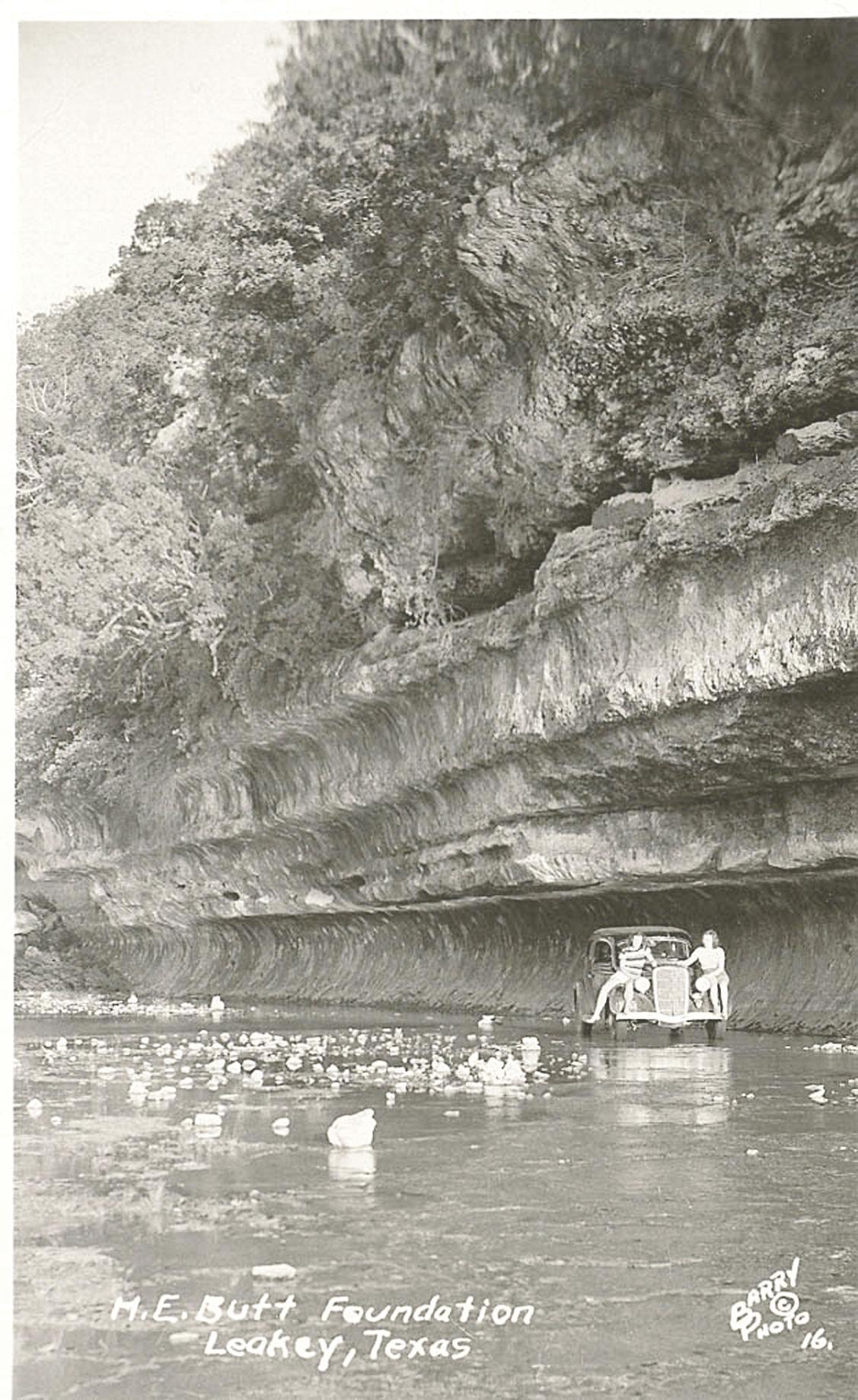 Undated Frio River photo