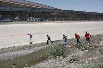 Stop encouraging illegal border crossings and less people will suffer