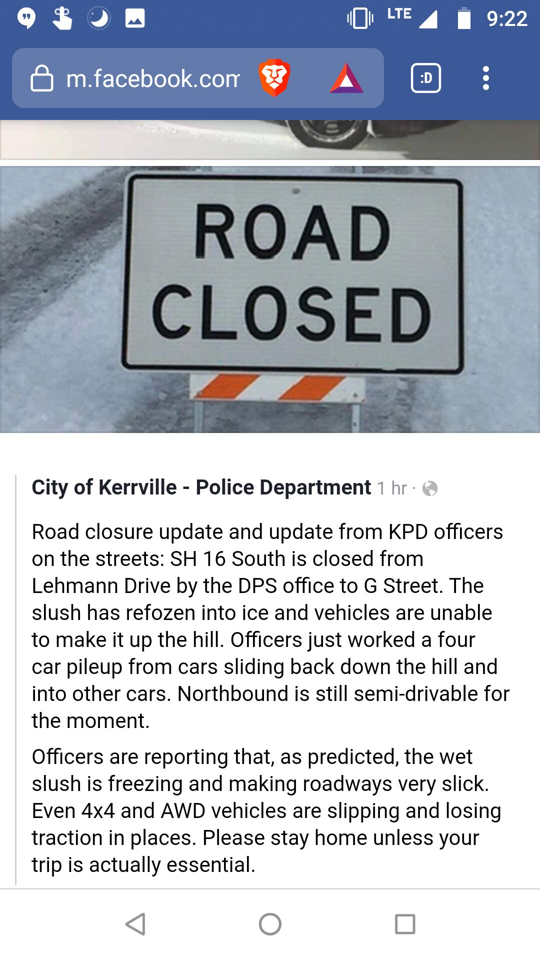 Latest update from KPD