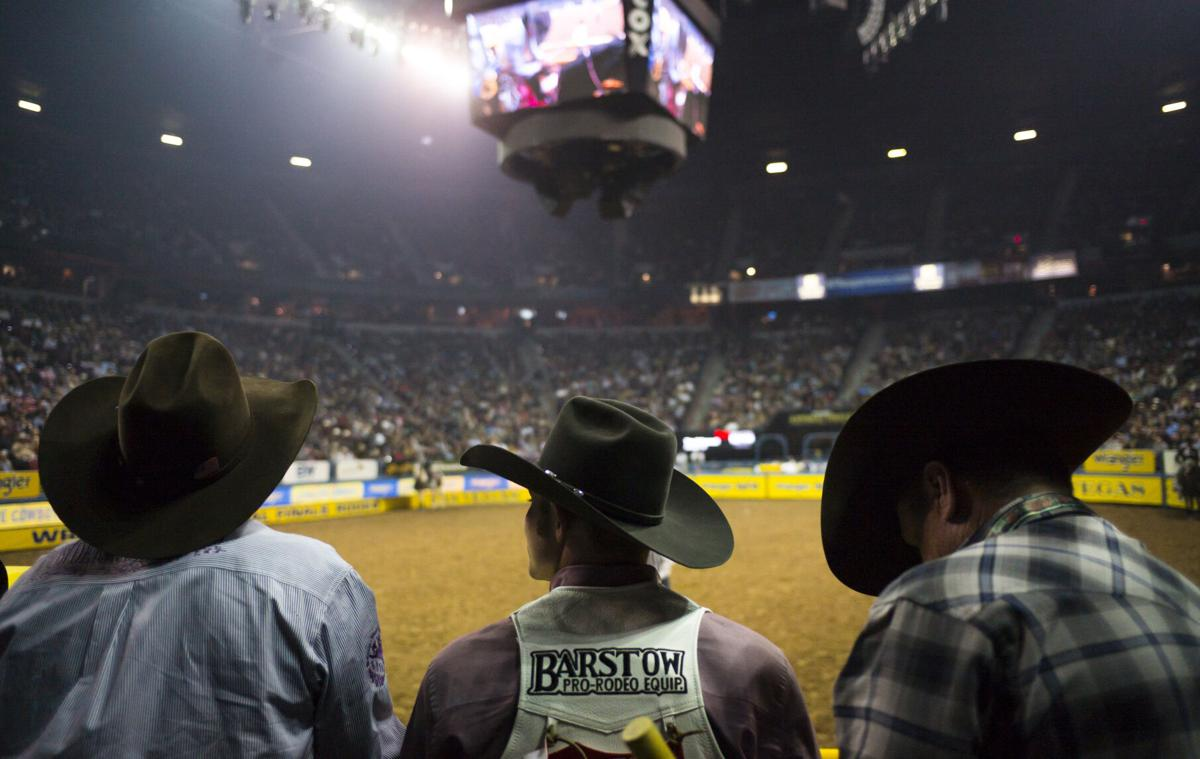 National Finals Rodeo-Venue Change