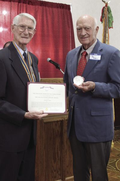 POW/MIA Recognition Day observed at MOWW meeting