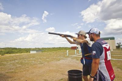 The U.S. Olympic Trials in trap shooting are slated to be in Kerrville next month