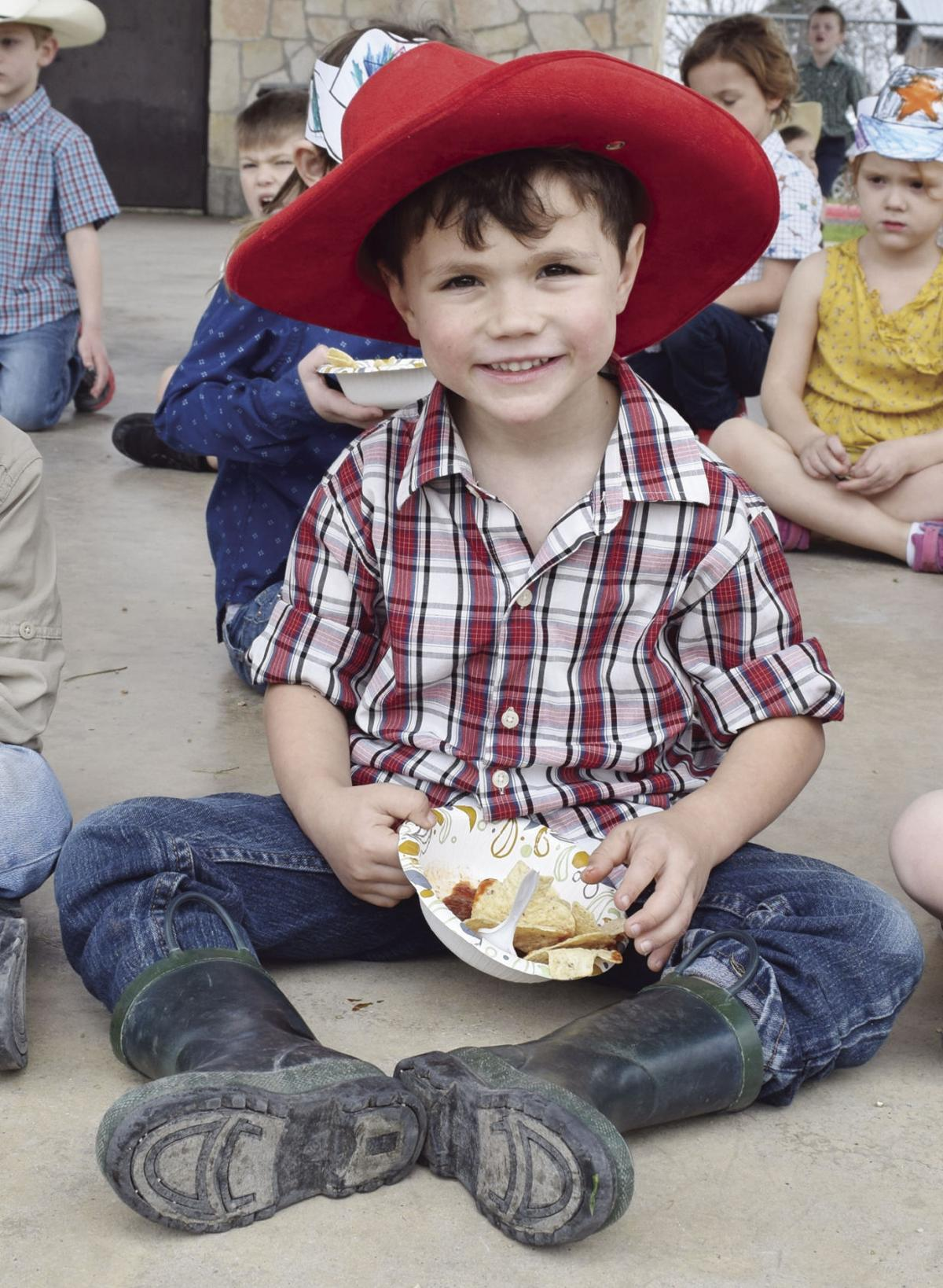 St. Peter's: Young Cowboy
