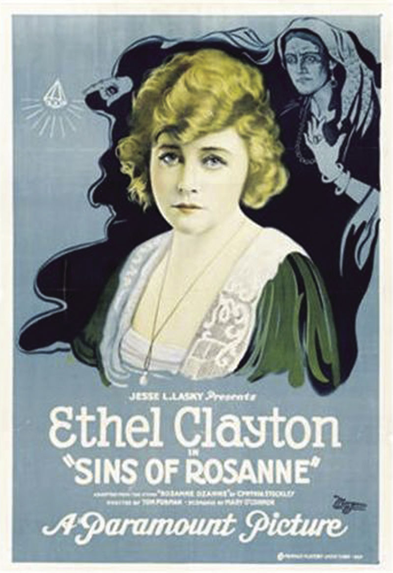 Poster 'Sins of Rosanne'