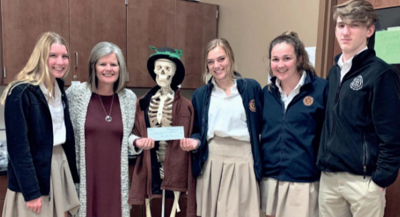 OLH gets $500 grant