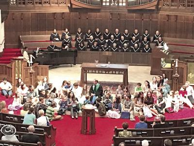 First Presbyterian Church begins series on 'Life Together'