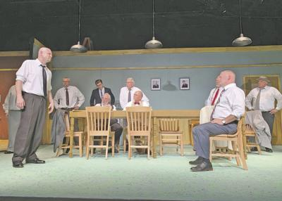 """Scene from """"12 Angry Men"""""""