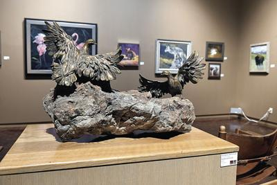 Museum celebrates women Western artists with special collection