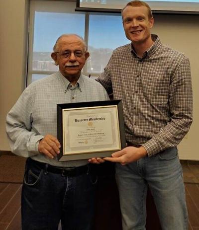 Aceti awarded with honorary membership