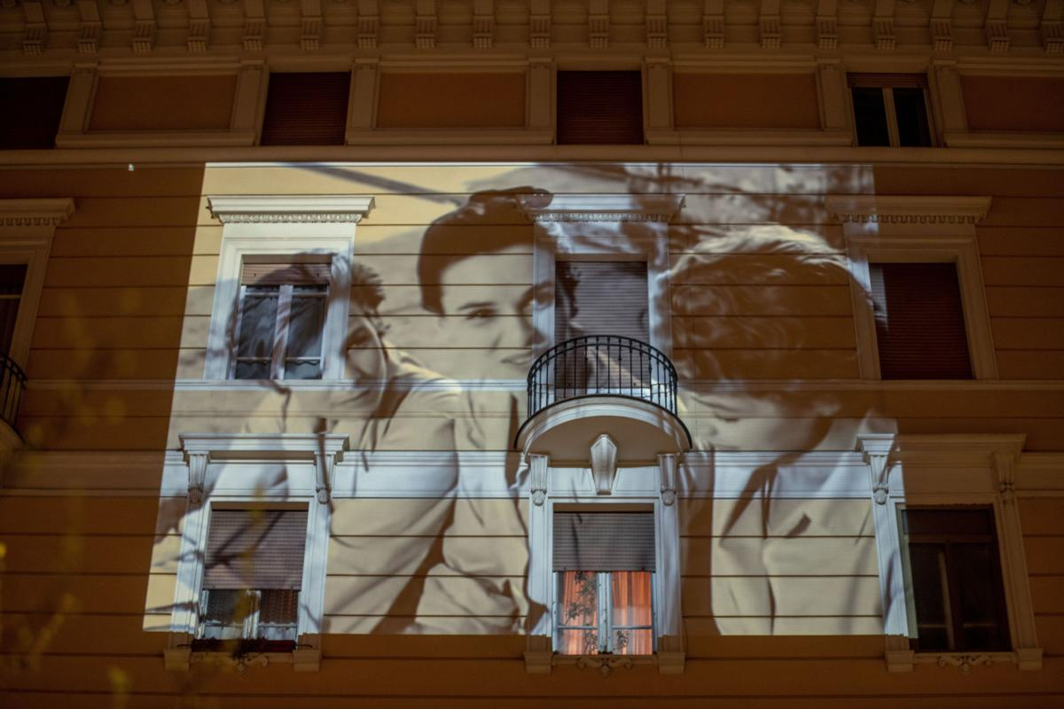 Italy Virus Outbrake Lucia Bose