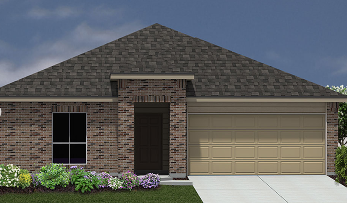 Model Home from D.R. Horton