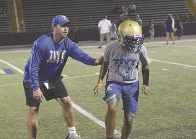 Coach Arnold