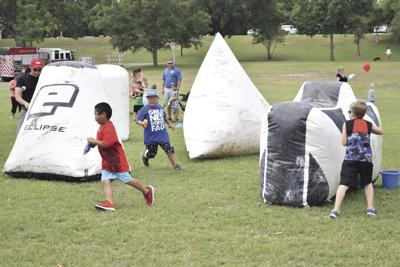 Saturday event to include activities for all ages