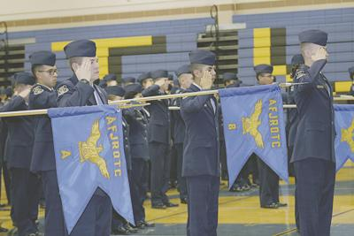 Tivy students pay tribute to veterans