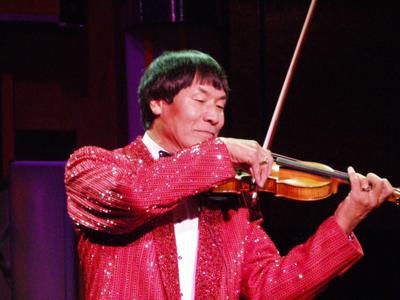 Shoji Tabuchi to perform in Kerrville