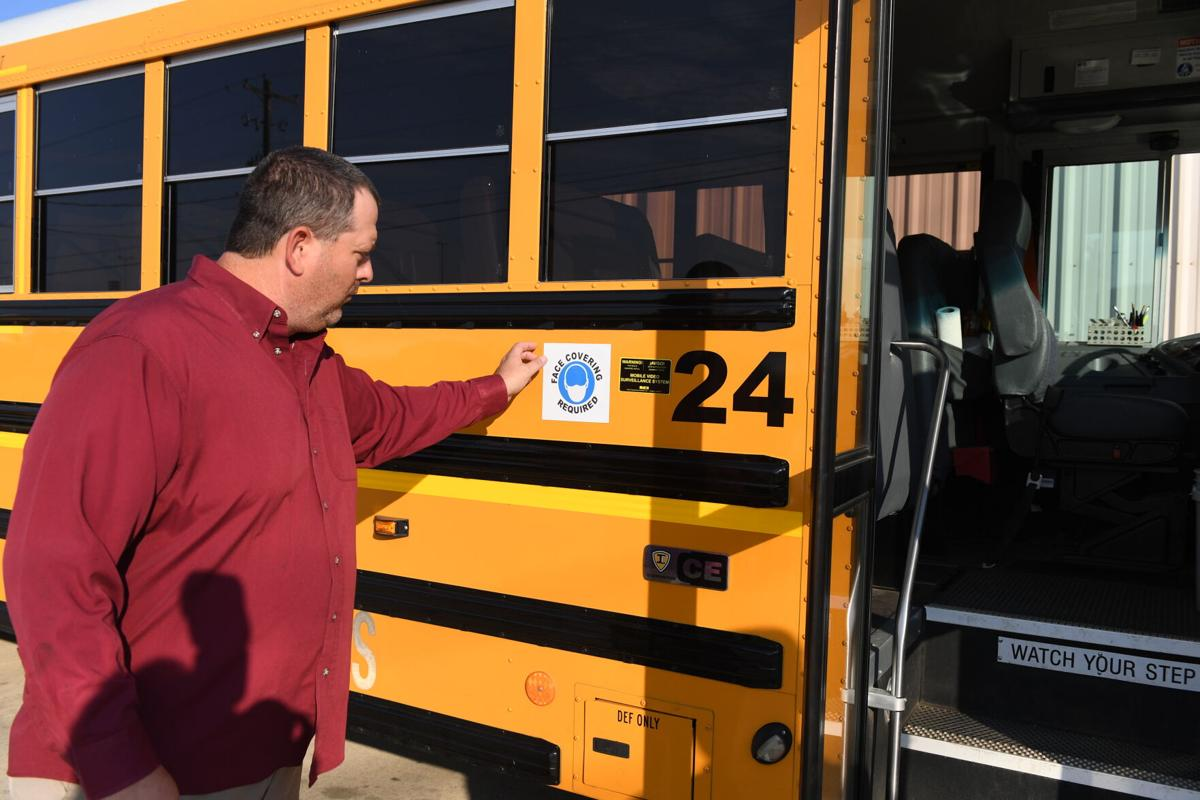 Kisd Buses Are Prepped Ready To Take Children To School Safely In The Time Of Coronavirus Promotions Dailytimes Com