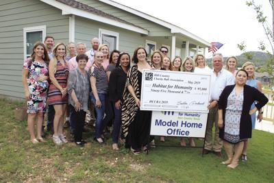 Habitat gets HCCBA funds