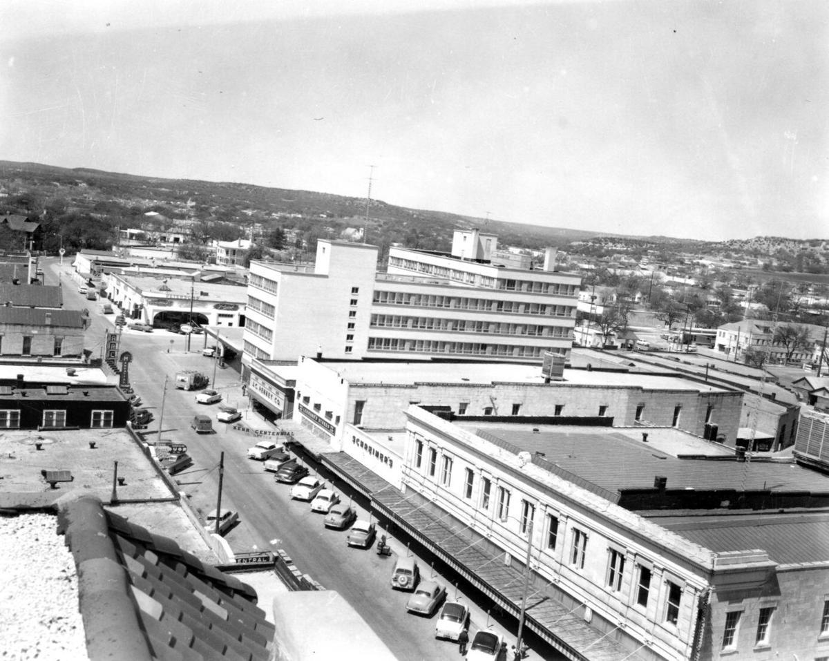 Memories of downtown Kerrville