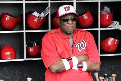 Astros Baker Baseball