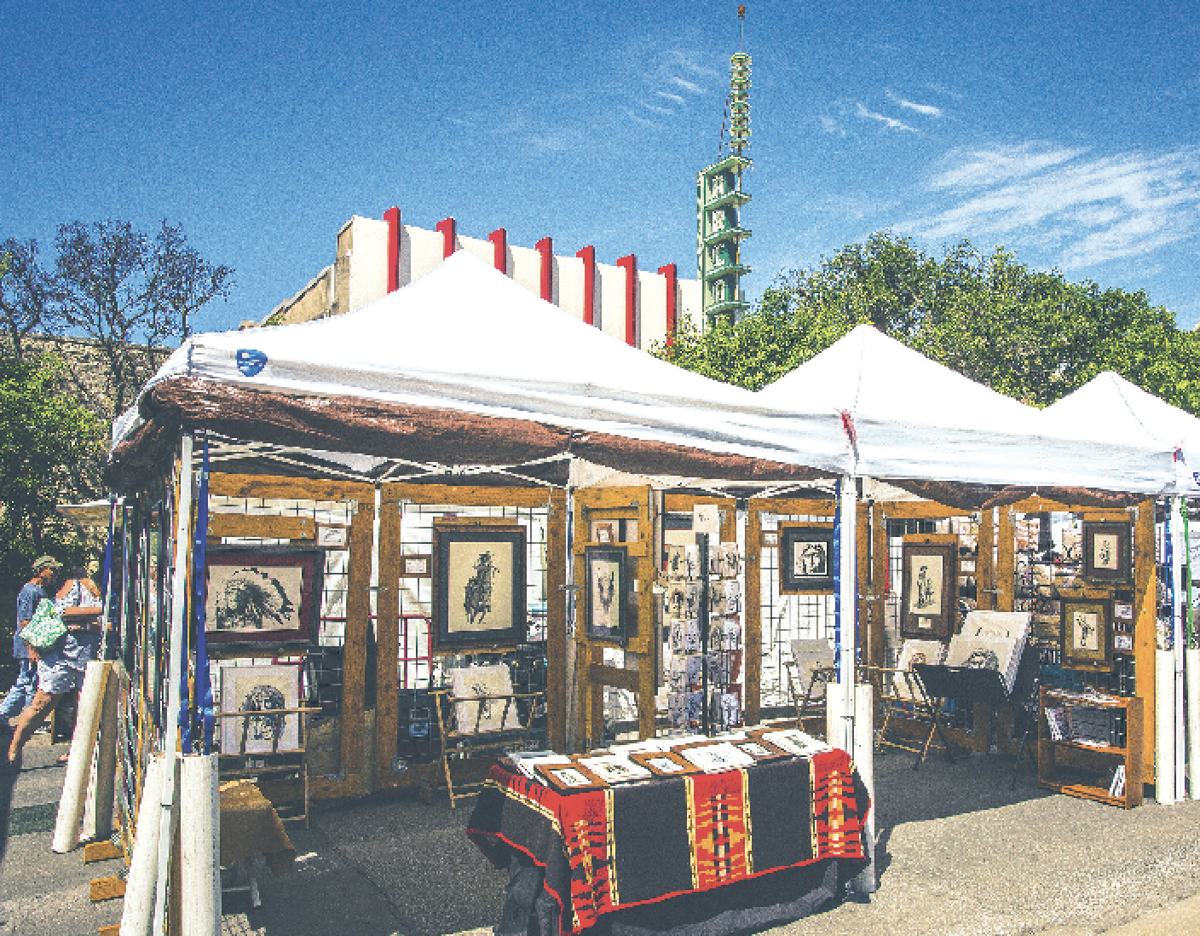 Arts events on tap this weekend