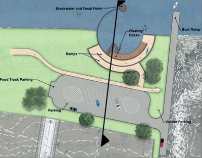 Boating facility proposal