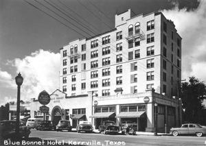 The Bluebonnett Hotel